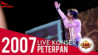 Ariel Noah Selalu Buka Baju Nyanyiin Lagu Ini (Live Konser 13 November 2007 Bogor)