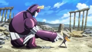Konosuba S2 OVA   Giant humanoid robot vs Darkness