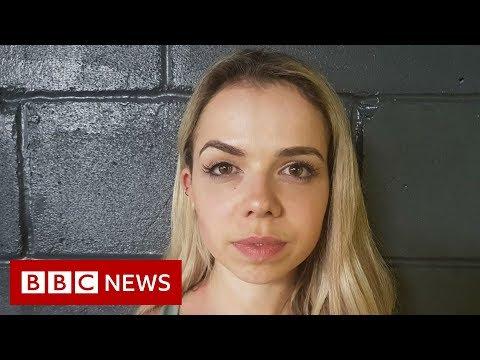 'I had horrific symptoms after breast implants' - BBC News