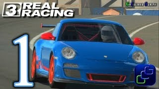 Real Racing 3 Walkthrough - Gameplay Part 1 - Pure Stock Challenge - Suzuka Circuit
