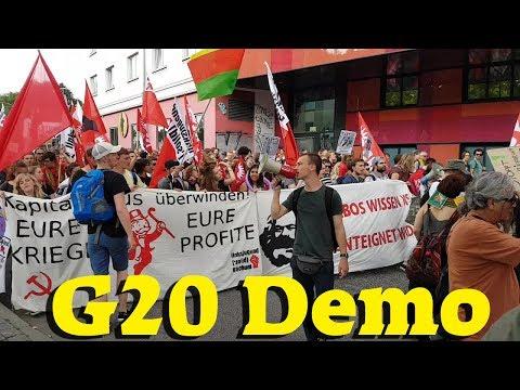 G20 Protest: Kritische Fragen an die Demonstranten