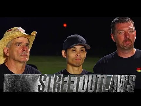 Street Outlaws: Candid footage of drivers at Thunder Valley Raceway #DaddyDave, #MurderNova, #Monza