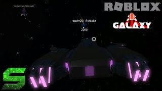 Roblox:Galaxy:Some Epic PvP And The Most Salty Player EVER!!