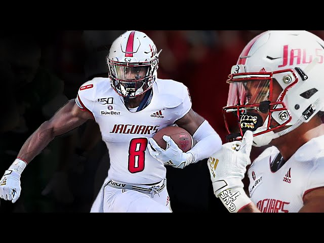 Most Underrated WR in College Football - Jalen Tolbert ᴴᴰ