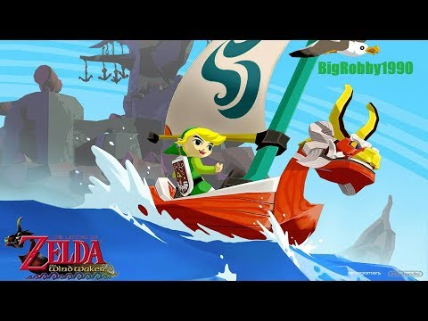 The Legend Of Zelda: The Wind Waker [GC] - Wading The Winds Part 1