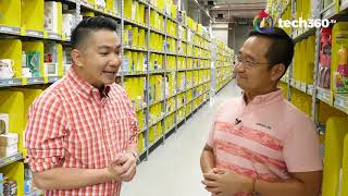 A behind the scenes look at Amazon Prime Singapore
