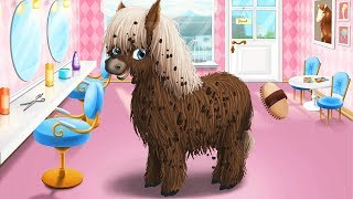 Fun Animal Hair Salon Pet Care Games - Play Furry Pets Haircut and Style Makeover Games For Girls
