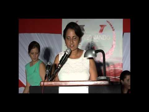 Jowelle de Souza ... Independent Candidate for San Fernano West. 16.04.2015 - Trinidad & Tobago