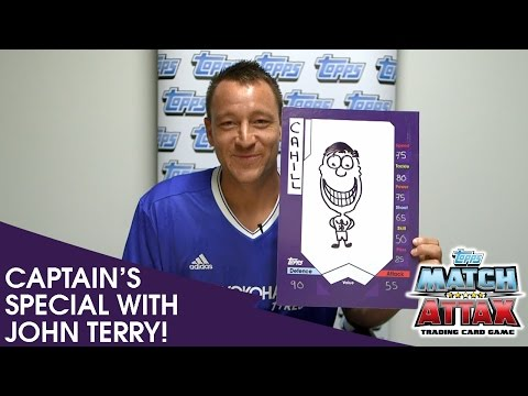John Terry Interview (Captain's Special!)