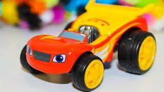 Вспыш и чудо машинки новая серия Сюрпризы Игрушки СПИННЕР Развивающие мультики про машинки для детей