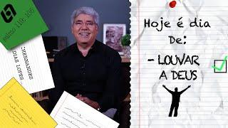 LOUVAR A DEUS / HOJE É DIA - 027