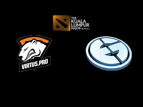 VP Vs EG The Kuala Lumpur Major Highlights Dota 2