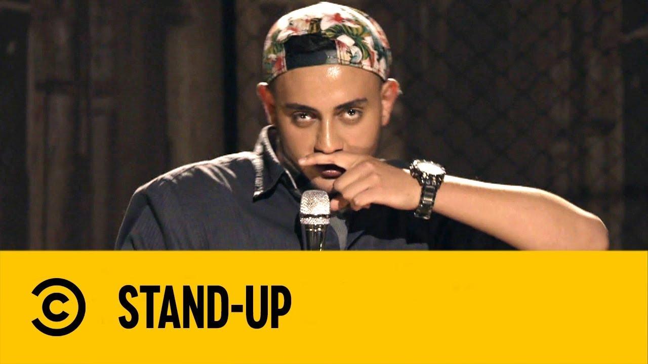 Un Palestino Que Les Hará Estallar de Risa | Ibrahim Salem | Stand Up | Comedy Central México