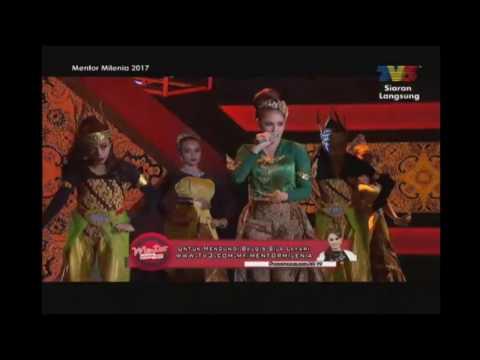 Balqis - Hati Tak Tahan (Noraniza Idris) Mentor Milenia 2017   Minggu 9