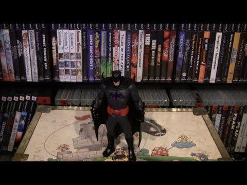 Flashpoint Batman Figure and Comic Book Review