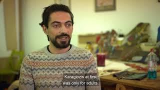 Interreg Gr-It SPARC ''Our Karagkiozis'' (Documentary)