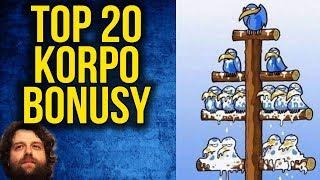 TOP 20 Korporacyjne Bonusy co Niszczą Życie - Plociuch