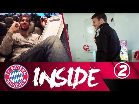 This is how Javi Martínez & Juan Bernat learn German - Part 2 | Inside FC Bayern