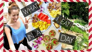What I Eat In A Day + Hike & Digital Nomads In Thailand! #Vlogmas #10