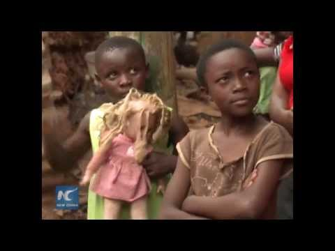 World Poverty Eradication Day: life in Africa's biggest slum