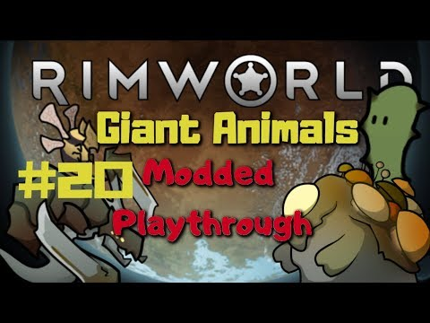 Rimworld Modded 1.0   The Angry Episode   BigHugeNerd Let's Play  