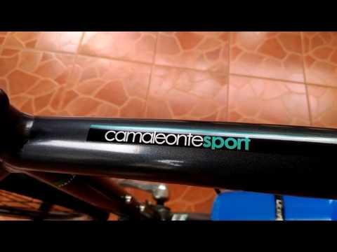 Review ทดสอบความไหลลื่นล้อติดรถBianchi camaleonte sport 2