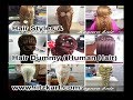100% Human Hair Dummy For practice of All type hair style / curling many more