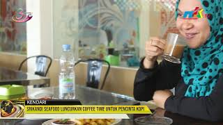 Srikandi Seafood Luncurkan Coffee Time Untuk Pencinta Kopi