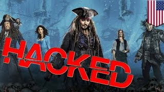pirates of the caribbean 5 hackers threatening to release movie unless paid ransom tomonews