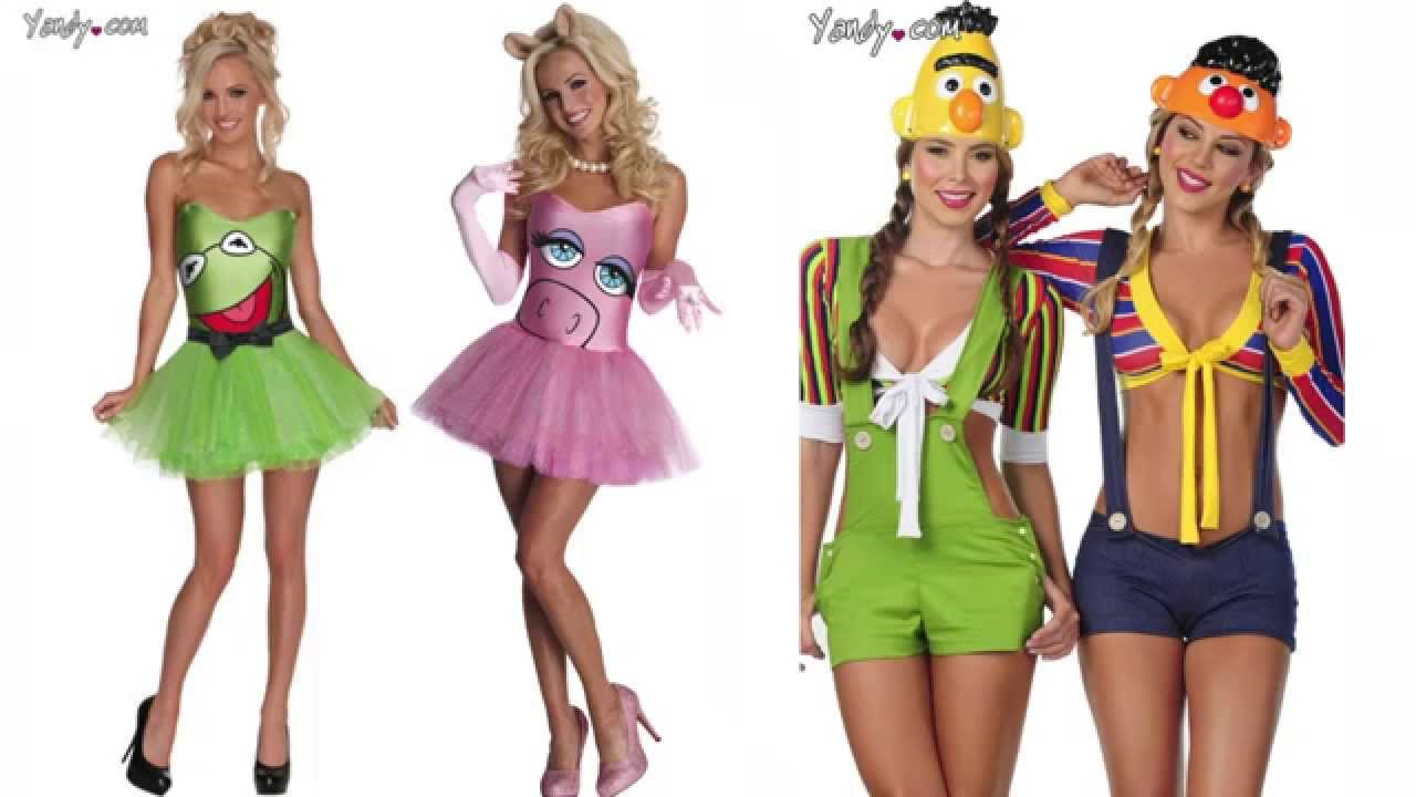 sexy halloween costumes that ruin wholesome pop culture characters - Halloween Pop Culture