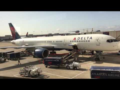Awesome Hartsfield-Jackson Atlanta International Airport Spotting