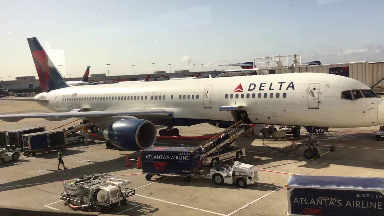 Awesome Hartsfield Jackson Atlanta International Airport Spotting YouTube
