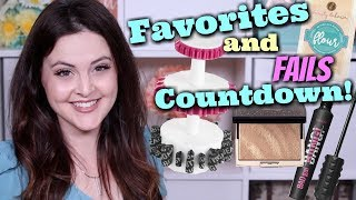 April Beauty Favorites and FAILS! JenLuv's Countdown! #notsponsored