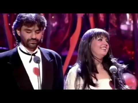 Andrea Bocelli Time To Say Goodbye (por ti Volare) Subtitulado en Español