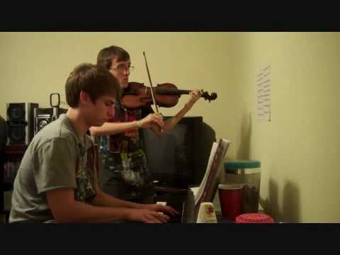 Owl City (Fireflies) Violin and Piano Duet