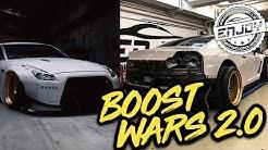 Boost Wars 2.0 | Enjoy Fahrzeugfolierung