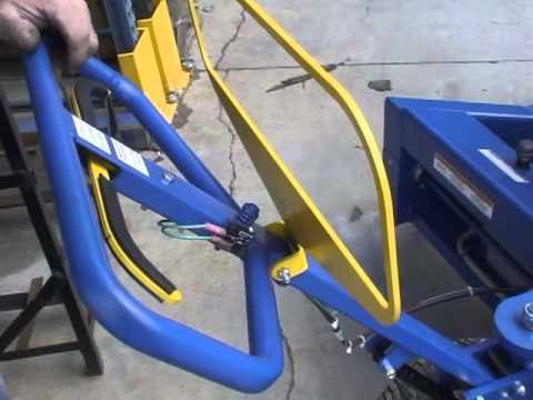 Motorized All Terrain Pallet Jack (Vestil Manufacturing)