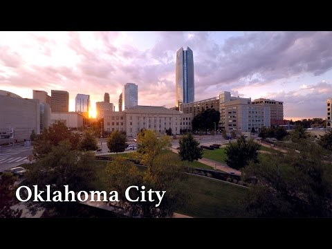 Oklahoma City by