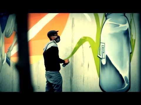 Street Art im Milchland Bayern || Artist: Jeroo || Projekt Oberpfalz