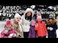 AIESEC Exchange Experience - Moscow, Russia (International Kindergarten 2015)