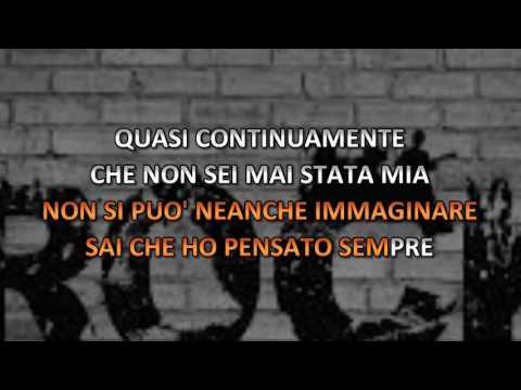 Vasco Rossi - Come nelle Favole (Video karaoke)