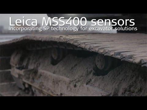 Leica MSS400 Sensors & SP Technology