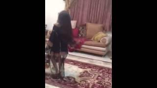 بنت ترقص رقص ماشاء الله