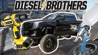 Jak odnowić samochód? Jedź na wysypisko! - Diesel Brothers: Truck Building Simulator