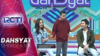 Video DAHSYAT - Syifa Hadju & Angga Merasa Ada Kecocokan [22 NOVEMBER 2017] download MP3, 3GP, MP4, WEBM, AVI, FLV Agustus 2018