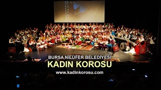 Nilüfer Kadın Korosu OLAY TV Sıra gecesi MUZİKAL PORTRELER