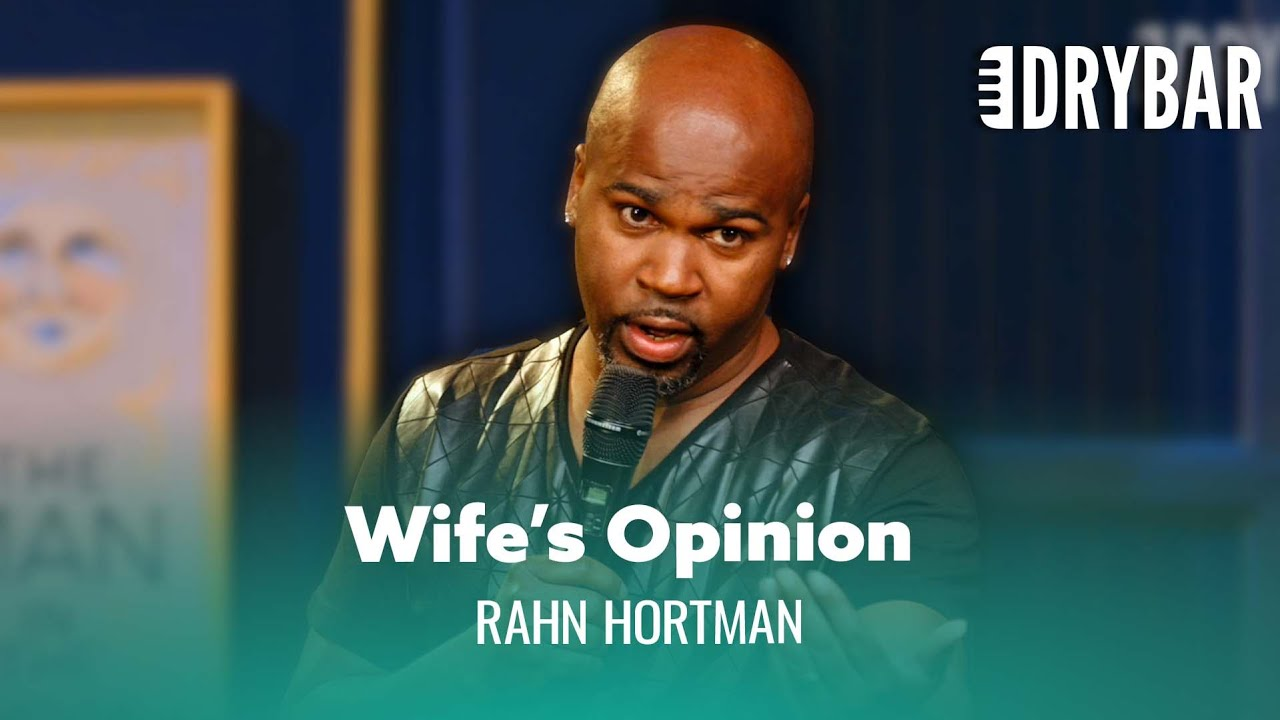 You Are What Your Wife Tells You. Rahn Hortman - Full Special