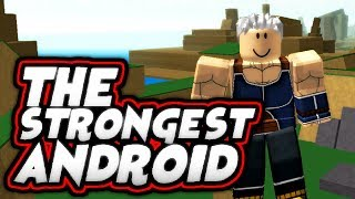 The Journey to The Strongest Android in Dragon Ball Z Final Stand! | Roblox Live Stream #110