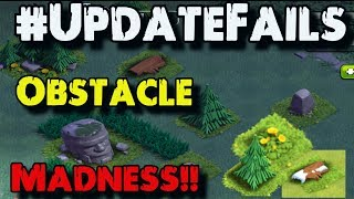 Removing Obstacles Could Take Months! | Clash of Clans Update Fails | COC Update