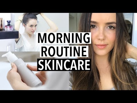 MY EVERYDAY SKINCARE ROUTINE + TIPS FOR CLEAR GLOWY SKIN!